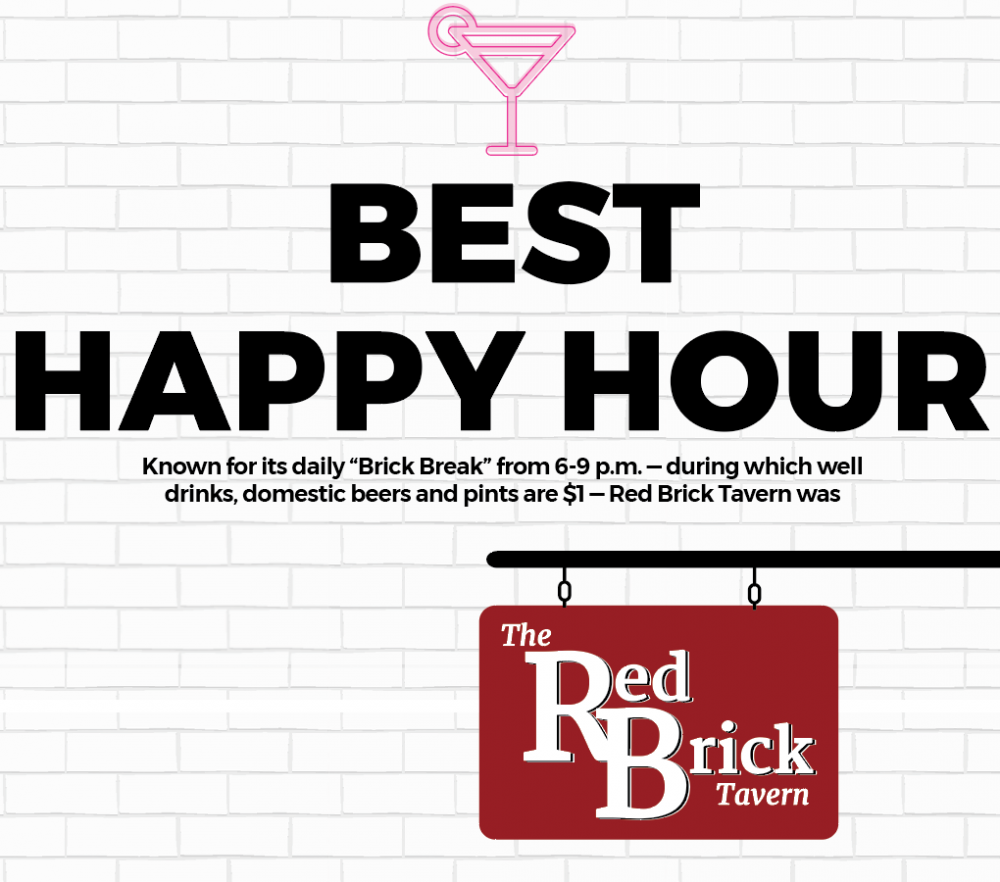best happy hour