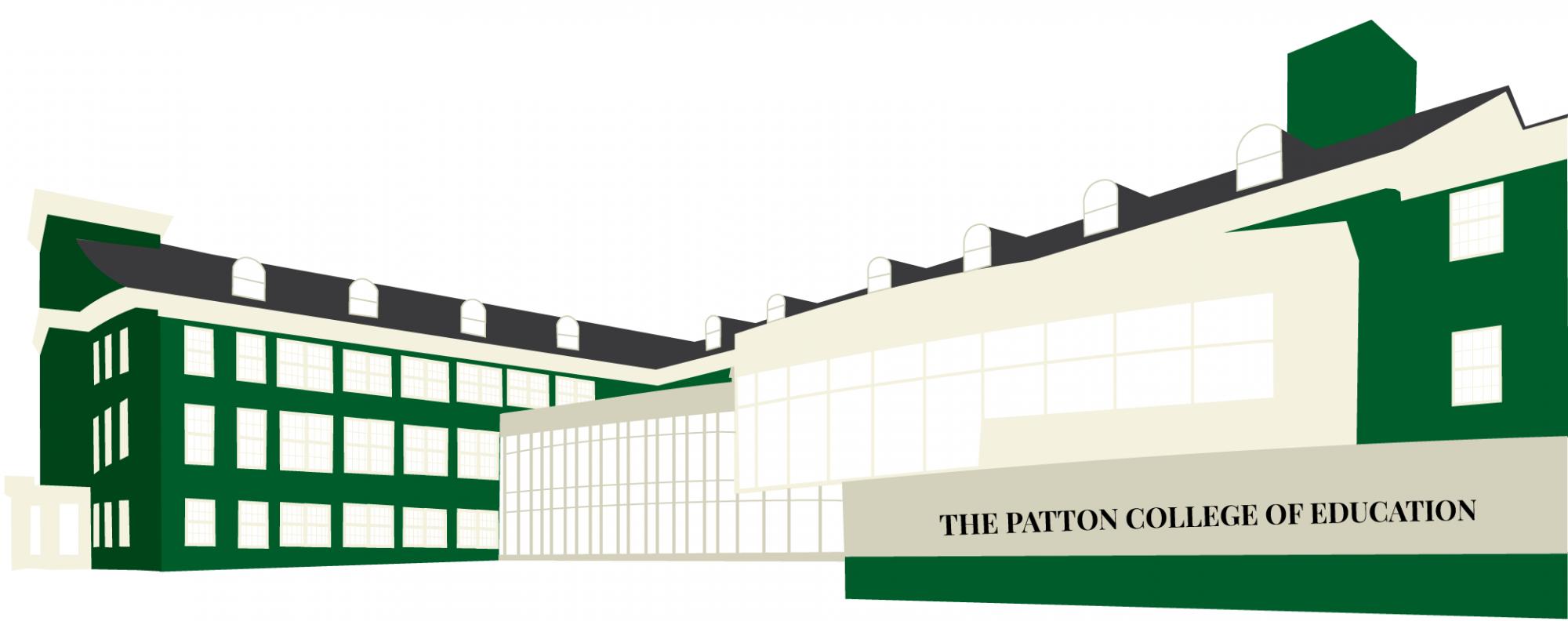 Illustration of Patton College