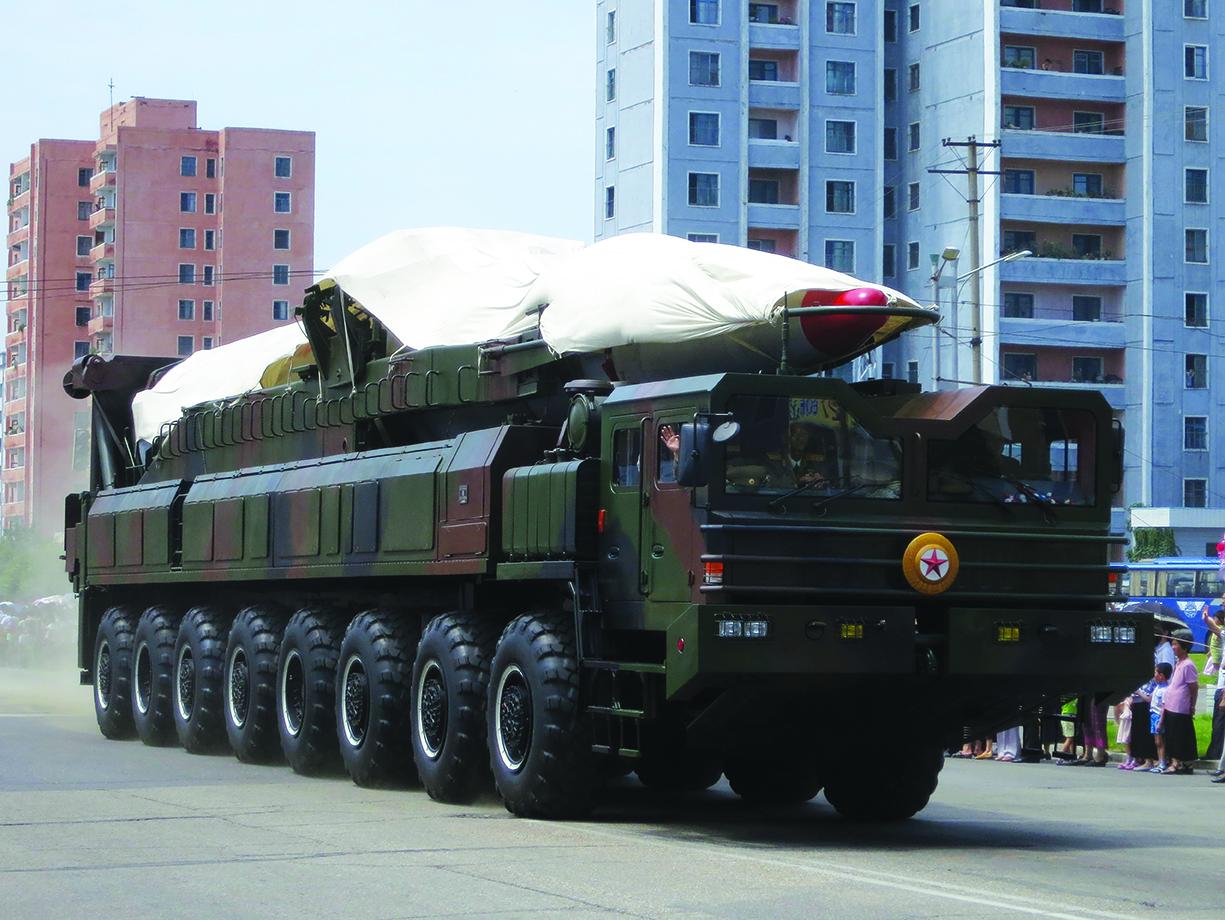 Ambassador Nikki Haley says Trump doesn't want war with North Korea