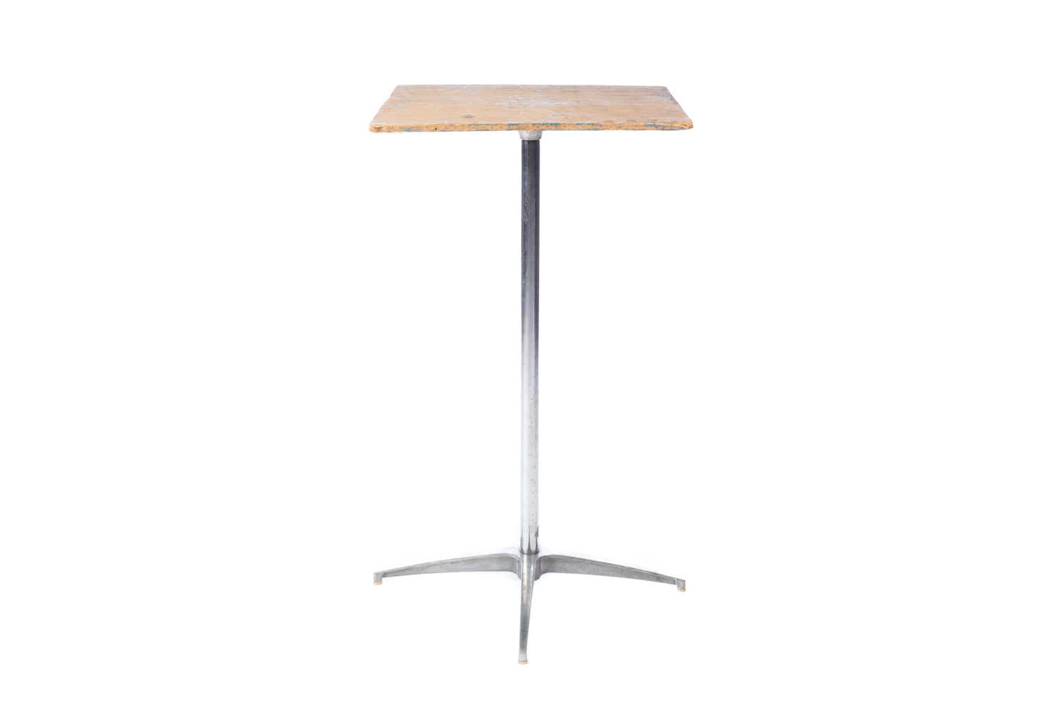 Square Tall Cocktail Table