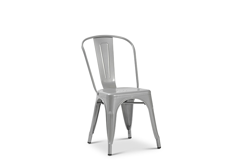 Silver Elio Chair