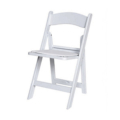 White Structure Folding Chair Web Medium