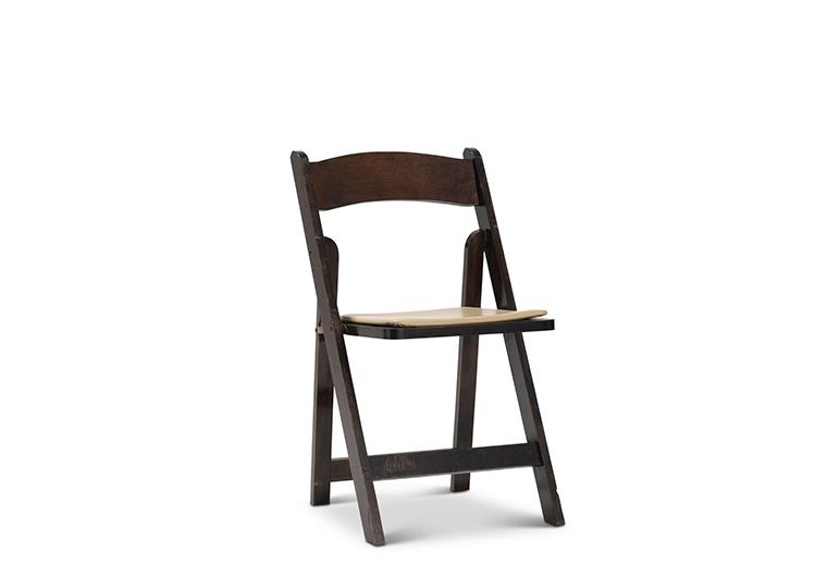 Oakwood Folding Chair