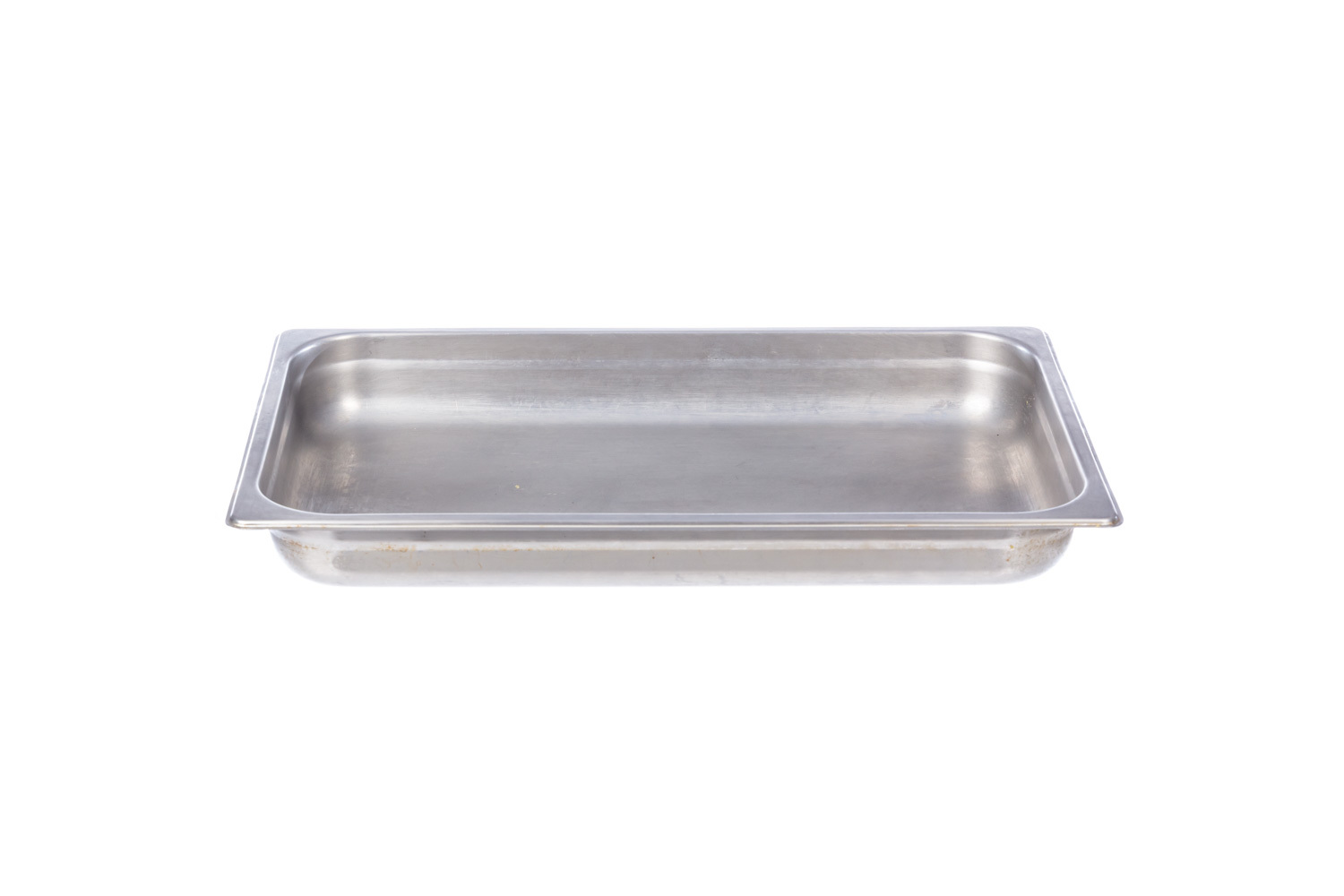 "2"" Stainless Steel Food Pan"