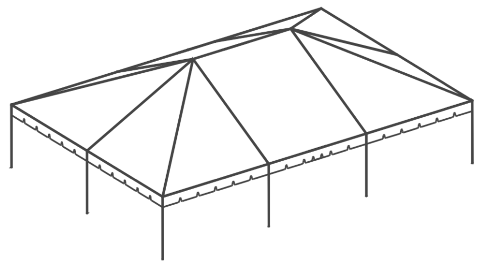 30 x 45 Frame Tent
