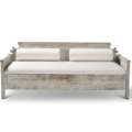 Couch White Roll Pillows1 Lounge 2280 1620