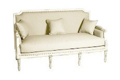 Louis Sofa, Natural