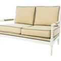 Shiloh Spindle Loveseat Small