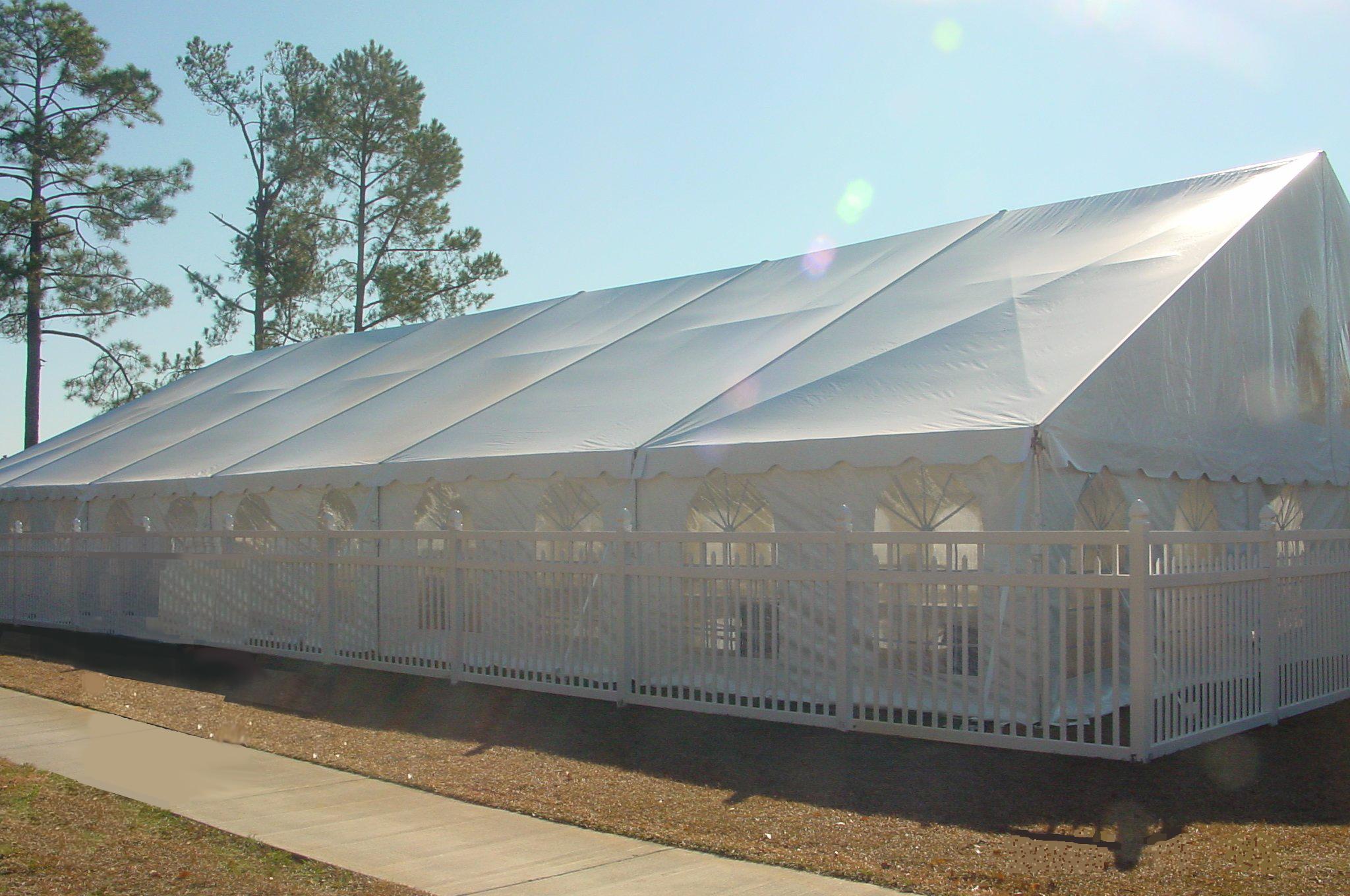 Window Tent Walls