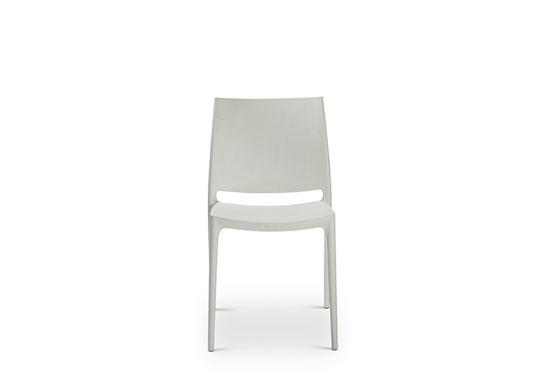 White Plastic Chair Lounge 2280 1620