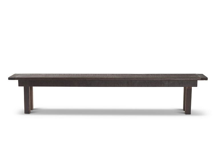 Bench Wood Brown Lounge 2280 1620