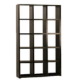 Black Beijing Book Rack Small