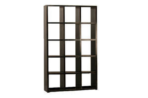 Black Beijing Bookcase