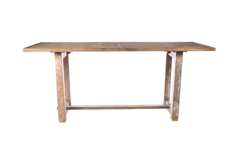 Driftwood Pub Table