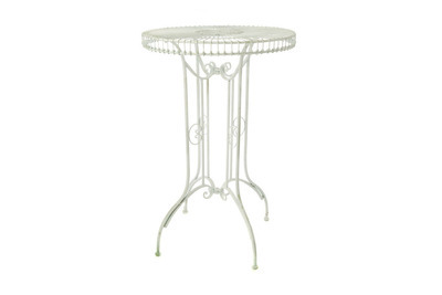 Iron Garden Cocktail Table