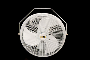 Mounted Tent Fan
