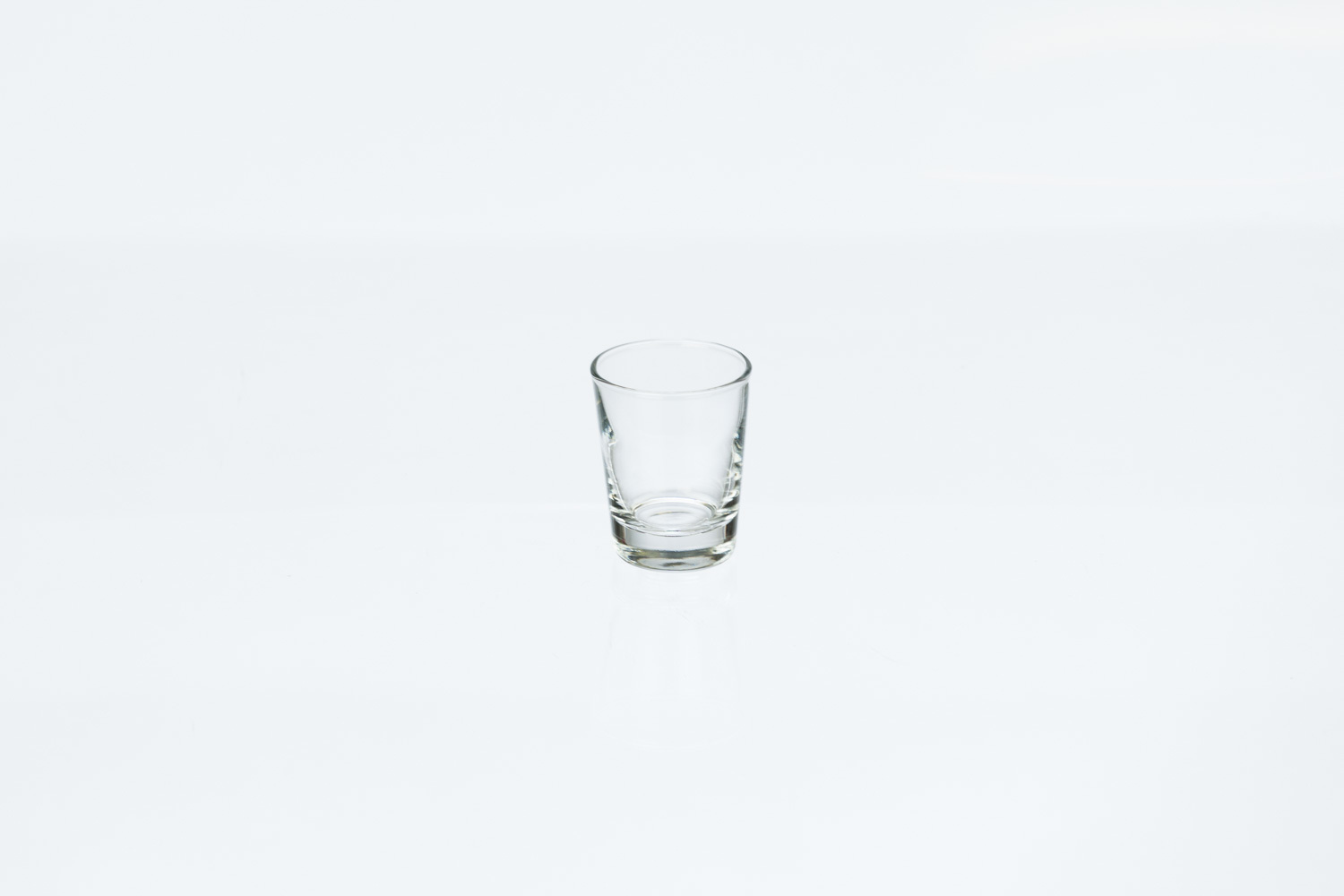 Short Shot Glass