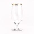 Snyder Diva Gold Water Goblet Lg Medium