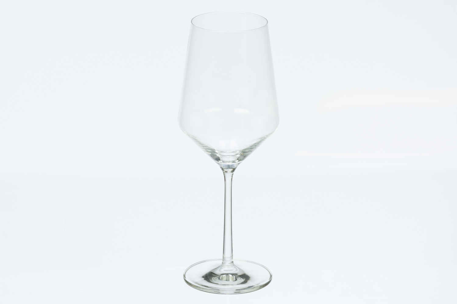 Pure Red Wine Glass