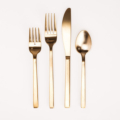 Gold Flatware Lg Medium