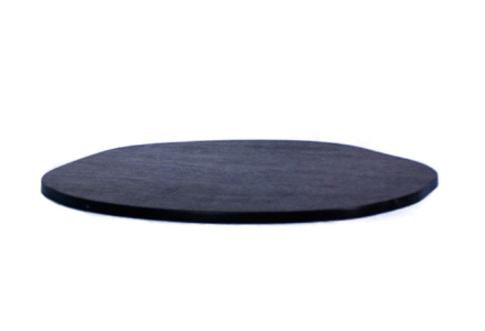 Round Wood Tray/ Platter