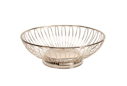 Silver Bread Baskets
