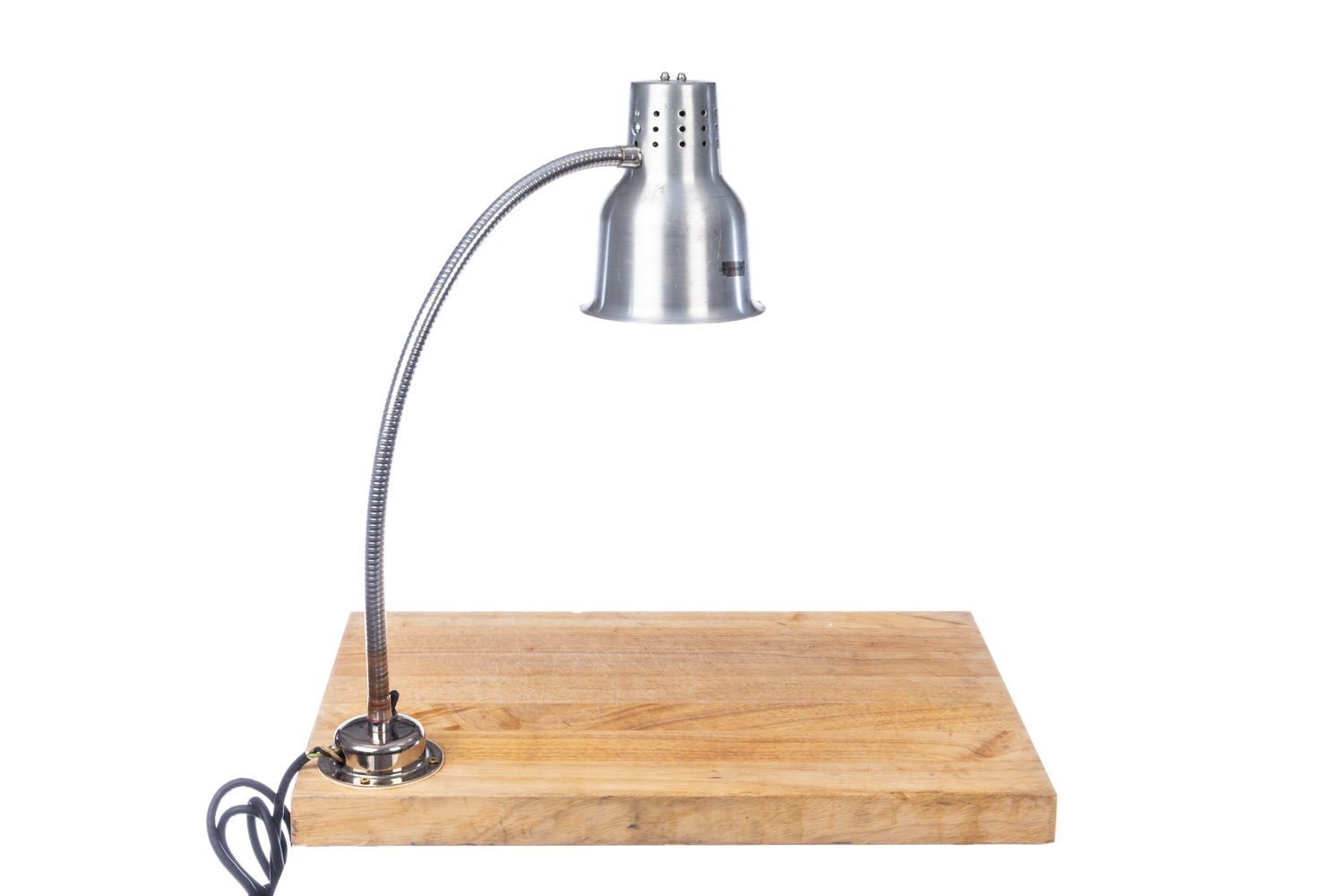 Deluxe Cutting Board & Heat Lamp