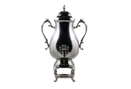 55 Cup Silver Coffee Urn