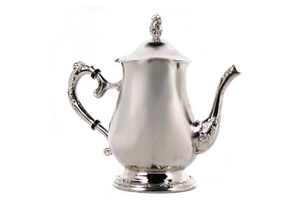 Silver Coffee Pourer