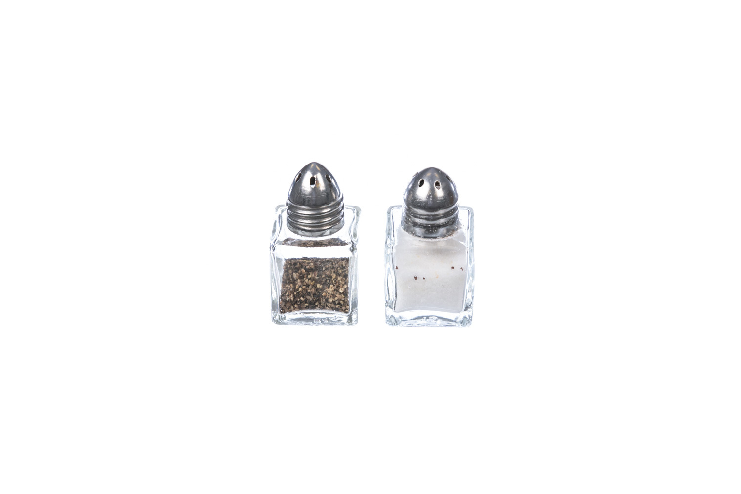 Cube Salt & Pepper Set