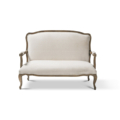 Couch Loveseat White1 Lounge 2280 1620