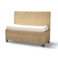 Couch Wicker Lounge 2280 1620