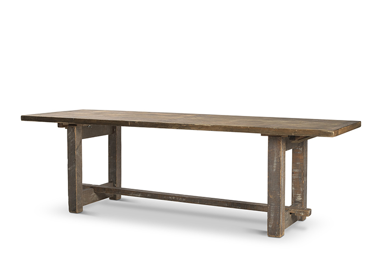 Driftwood Farm Table
