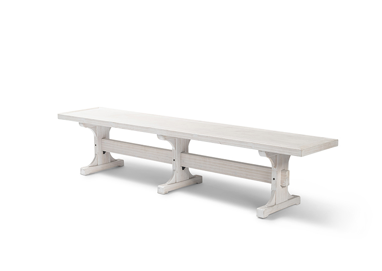 Bench White1 Lounge 2280 1620