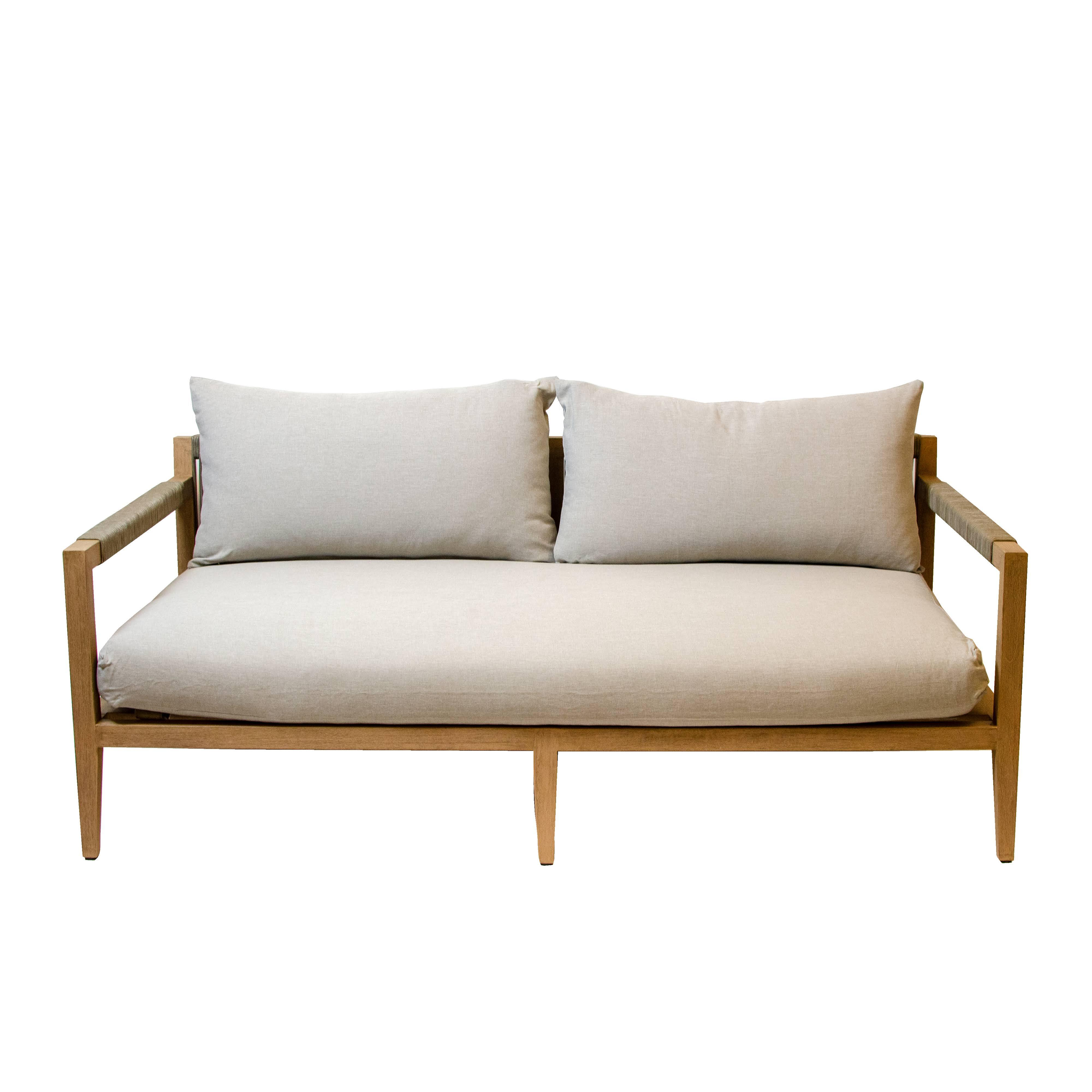 New Neutral Couch Full