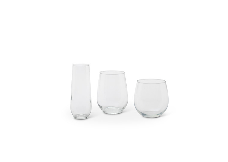 Stemless Collection