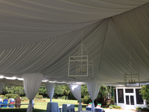 Tent Accessories Lighting Snyder Events Charleston