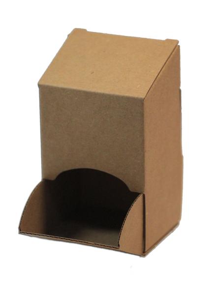 Lip balm display box container