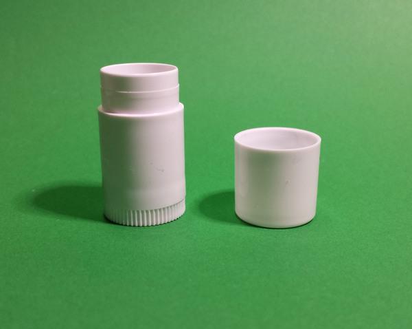 mini lip balm container tube