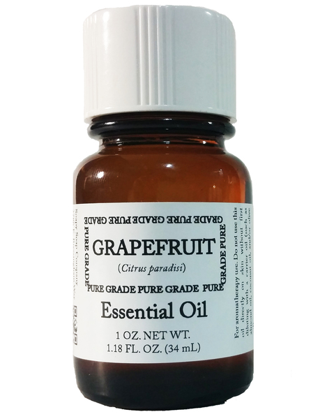 Sabun Grapefruit Essential Oil by Soapy Soap Company - Front View Photo