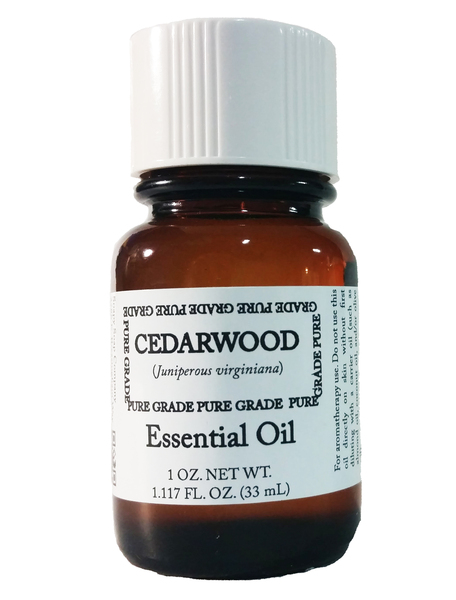 Sabun Cedarwood Essential Oil by Soapy Soap Company - Front View Photo