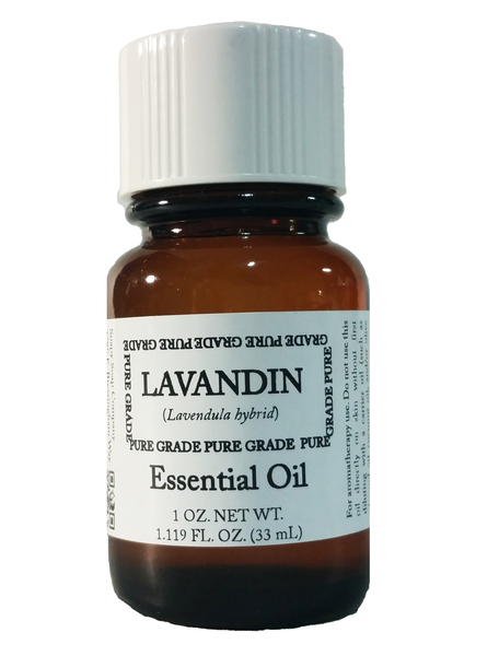Sabun Lavandin Essential Oil by Soapy Soap Company Front View Photo