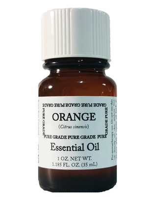 Sabun Orange Essential Oil by Soapy Soap Company - Front View Photo