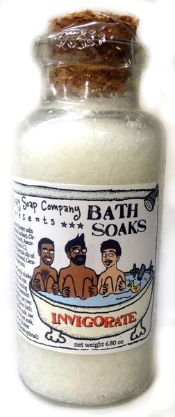 Invigorate Bath Soaks