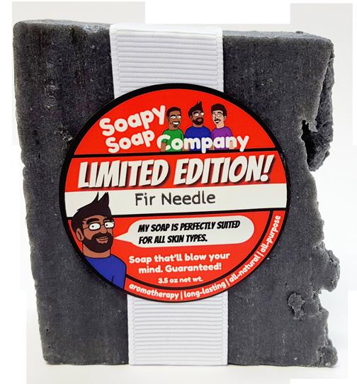 Fir Needle Bar Soap