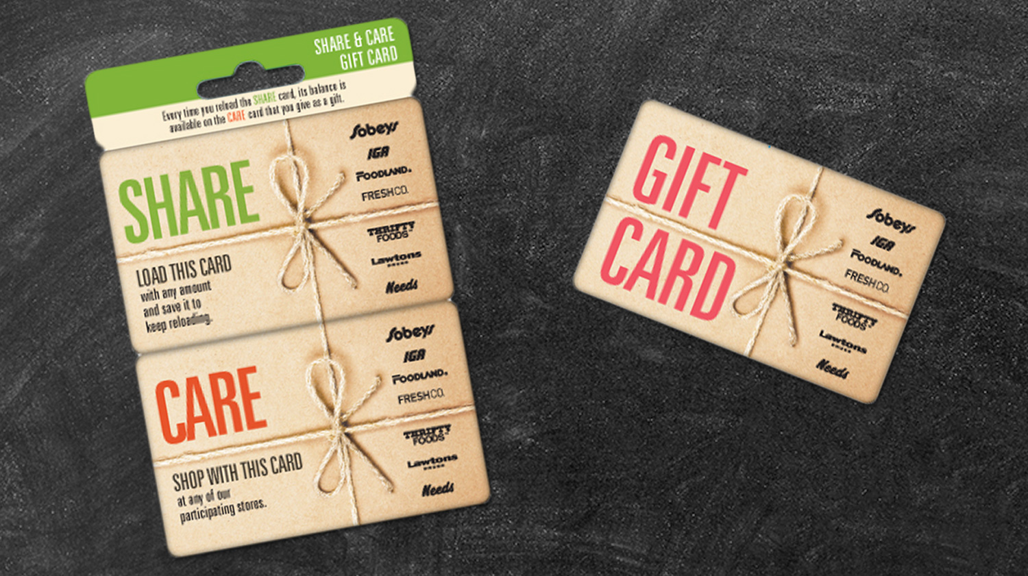 Gift cards wombo combo