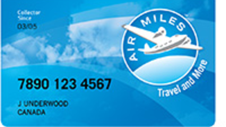 Air miles card english 4c mac small