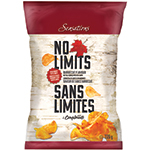 Sensations by Compliments No Limits Barbecue Flavour Kettle Cooked Potato Chips