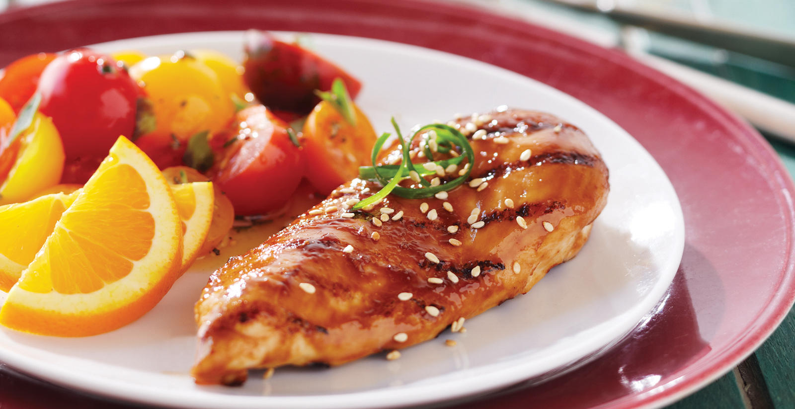 Orange-Hoisin Grilled Chicken   Sobeys Inc.