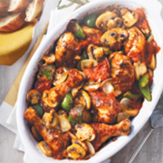 Rustic Chicken Mushroom Stew | Foodland: Ontario